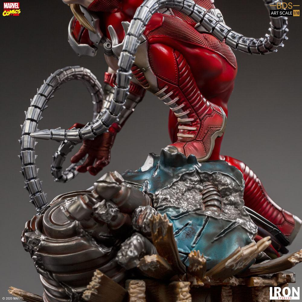 Marvel comics statuette 110 bds art scale omega red 21 cm 8