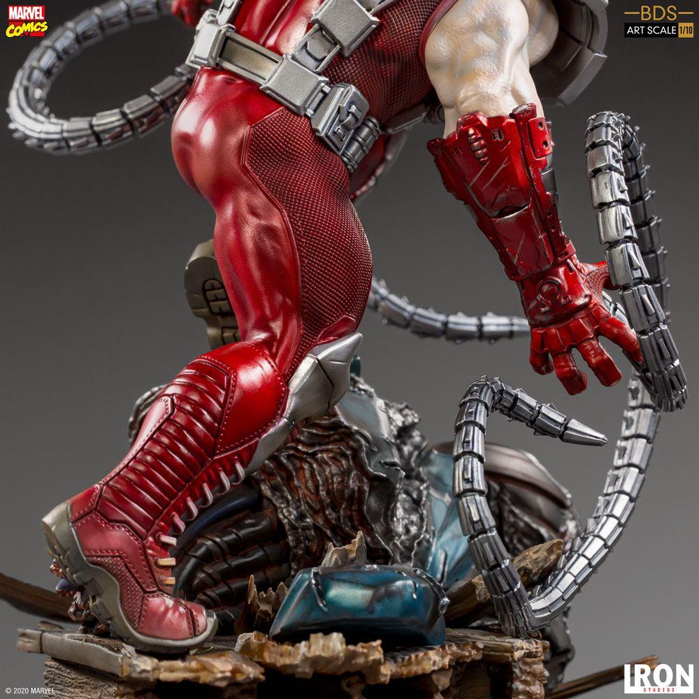 Marvel comics statuette 110 bds art scale omega red 21 cm 9