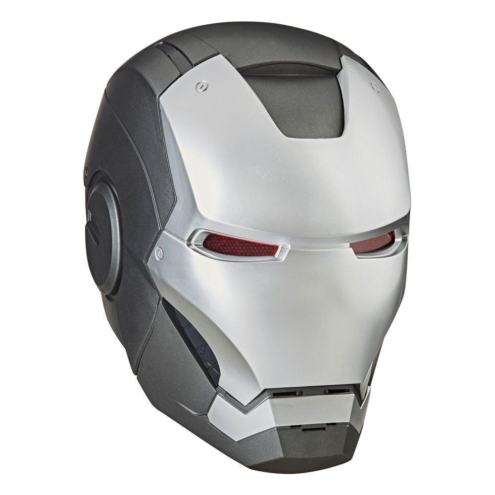 Marvel legends series casque electronique war machine 1