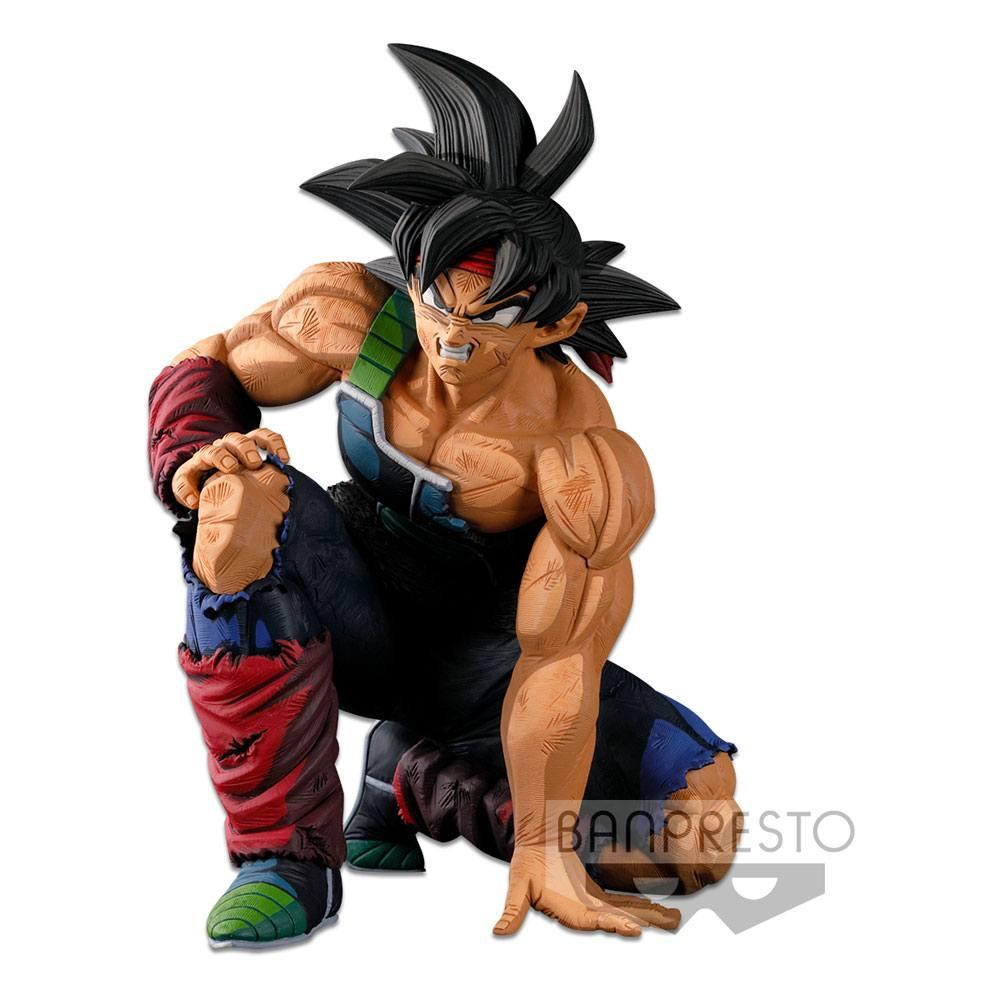 Master star piece dragn ball z two dimensions bardock suukoo toys