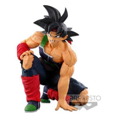 Dragonball Super statuette BWFC 3 Super Master Stars Piece The Bardock The Original 17 cm
