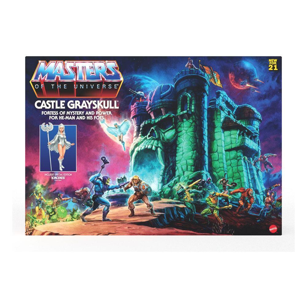 Masters of the universe origins 2021 castle grayskull 2