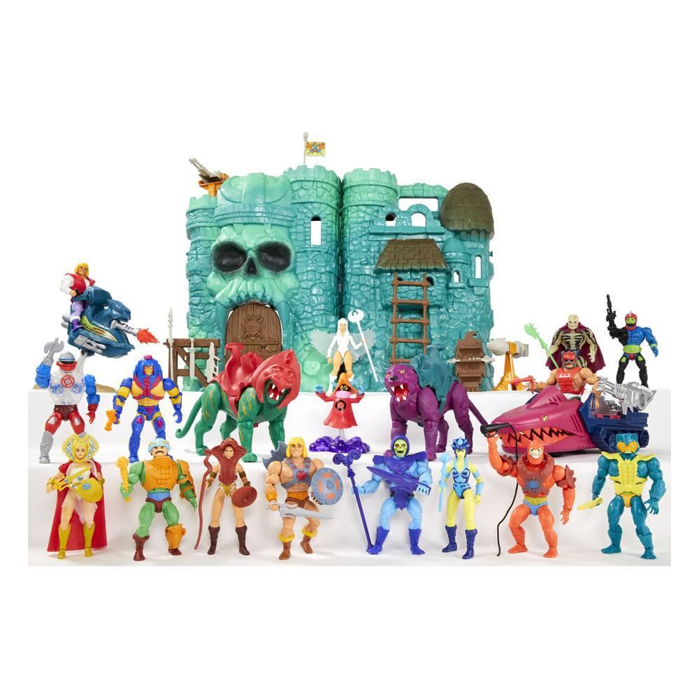Masters of the universe origins 2021 castle grayskull 5
