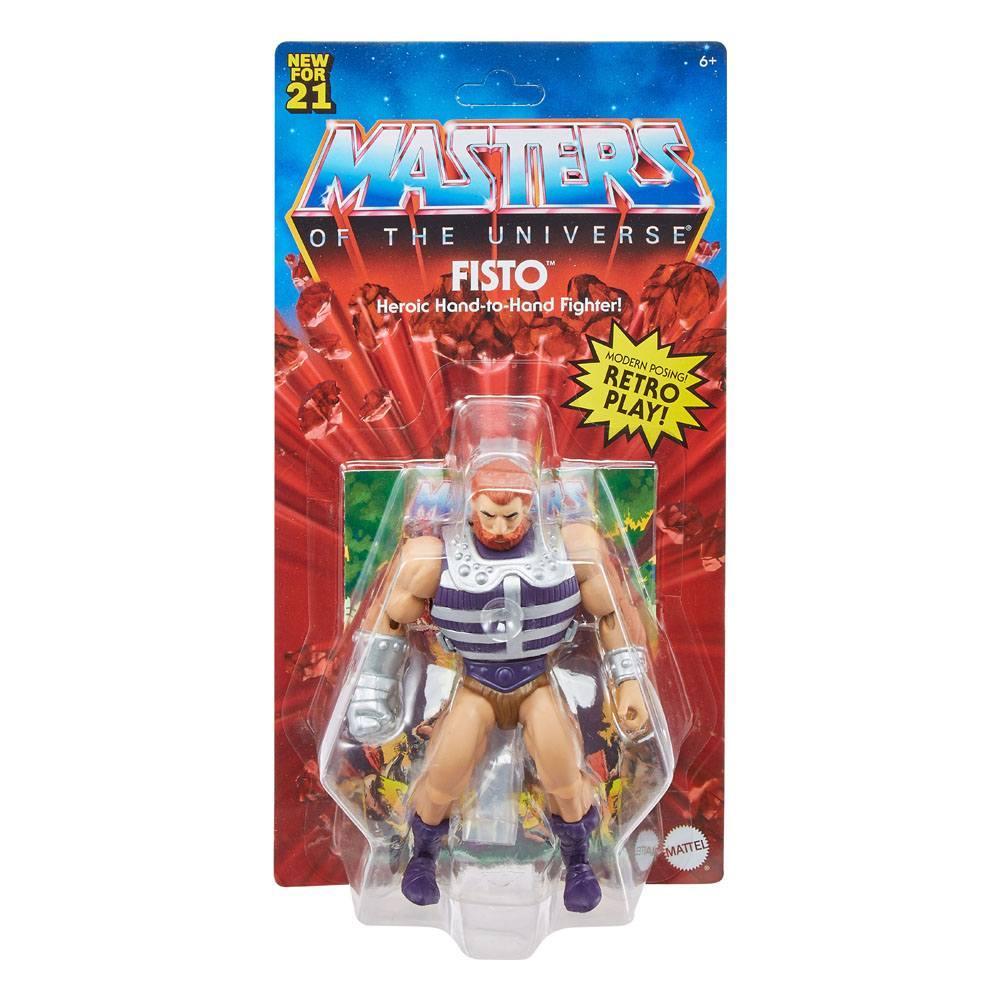 Masters of the universe origins 2021 figurine fisto 2