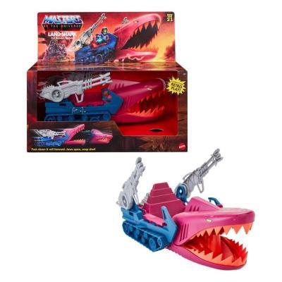Masters of the universe origins 2021 vehicule land shark 32 cm suukoo toys 3