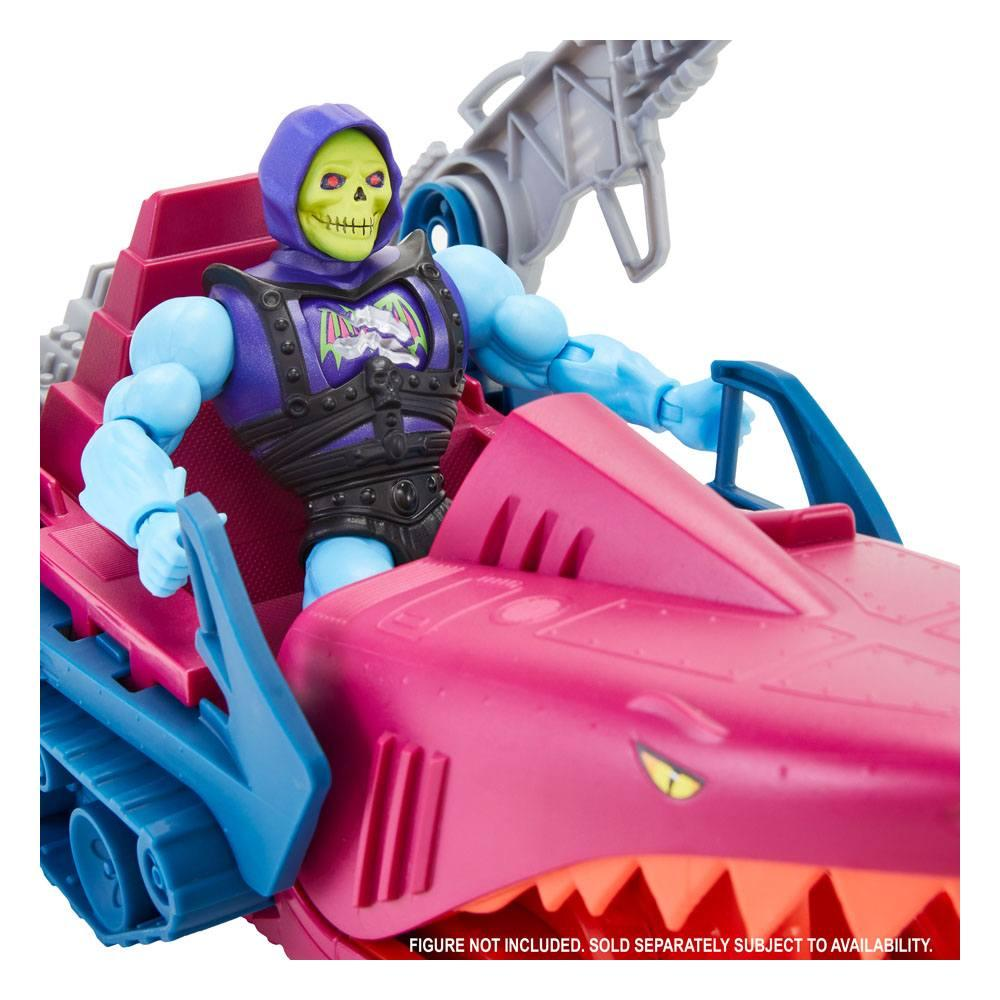 Masters of the universe origins 2021 vehicule land shark 32 cm suukoo toys 4