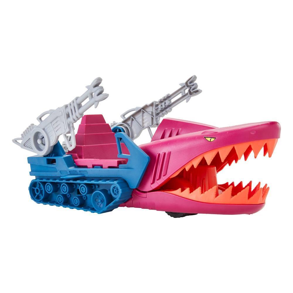 Masters of the universe origins 2021 vehicule land shark 32 cm suukoo toys 6