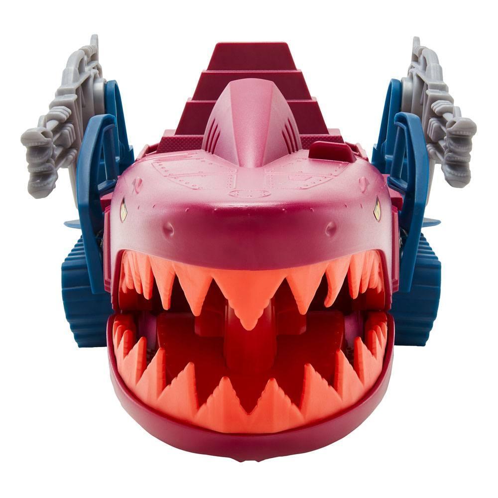 Masters of the universe origins 2021 vehicule land shark 32 cm suukoo toys 7