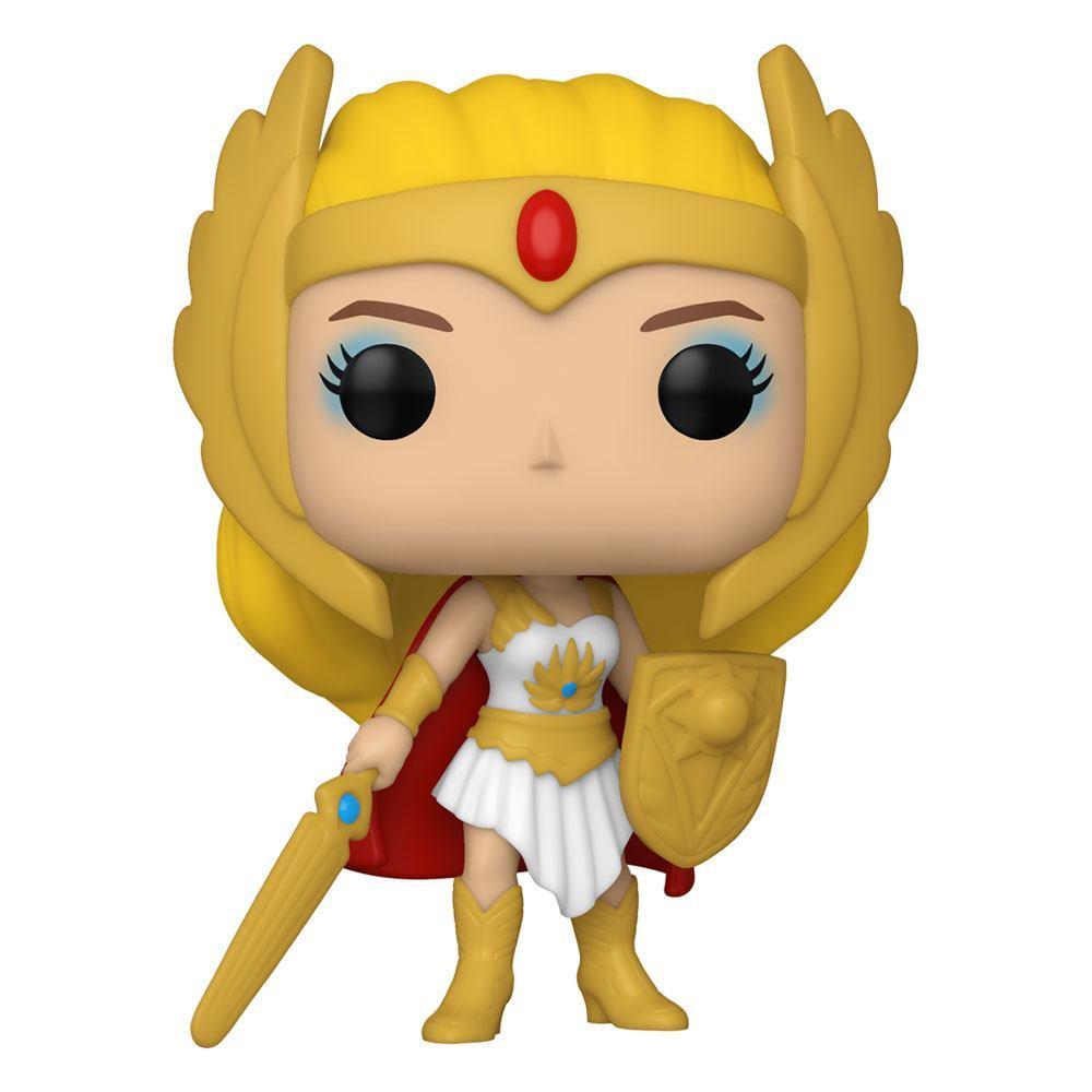 Masters of the universe pop animation vinyl figurine classic she ra 9 cm 1