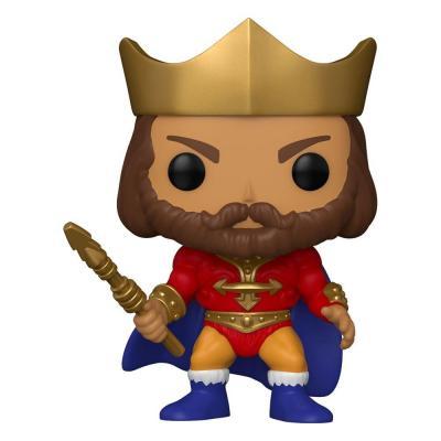 Masters of the Universe POP! Animation Vinyl figurine King Randor 9 cm