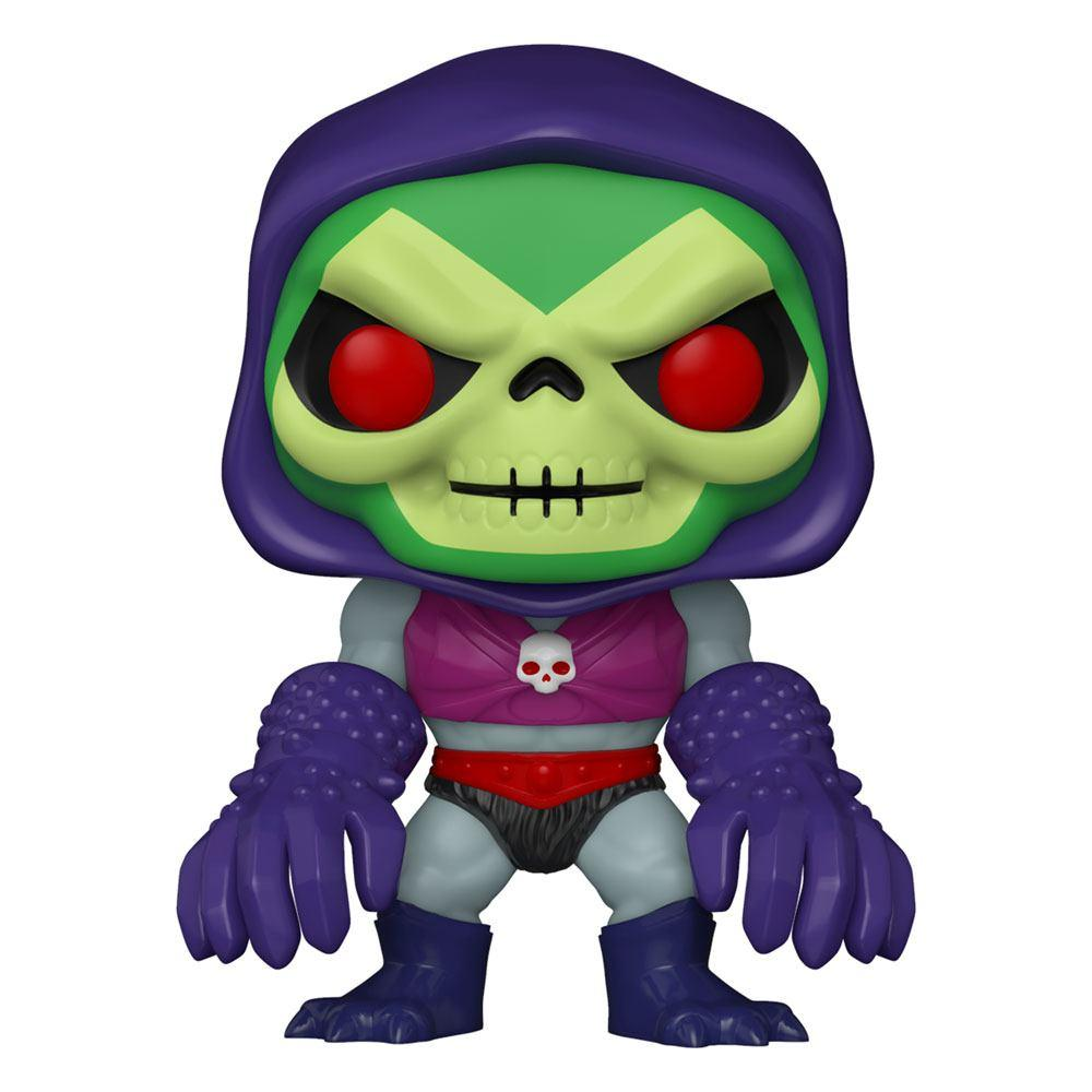 Masters of the universe pop animation vinyl figurine skeletor wterror claws 9 cm 1