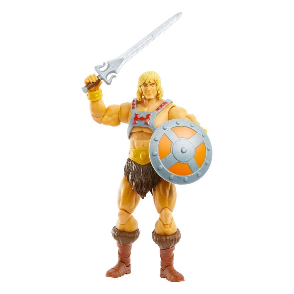Masters of the universe revelation masterverse 2021 figurine he man 18 cm 1