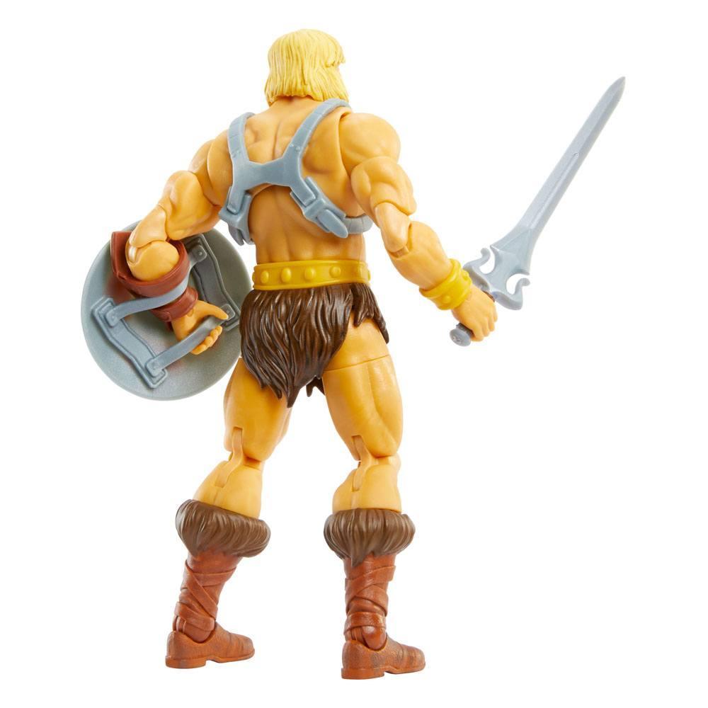 Masters of the universe revelation masterverse 2021 figurine he man 18 cm 3