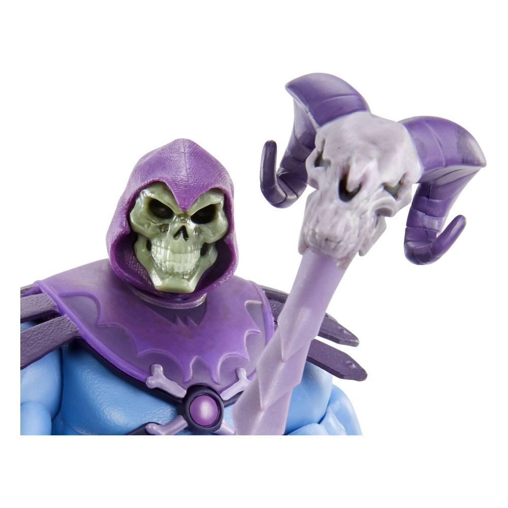 Masters of the universe revelation masterverse 2021 figurine skeletor 18 cm 1