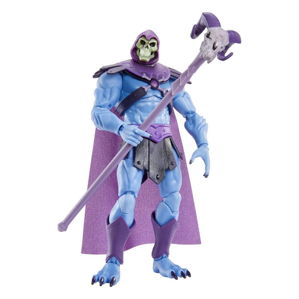 Masters of the universe revelation masterverse 2021 figurine skeletor 18 cm 3