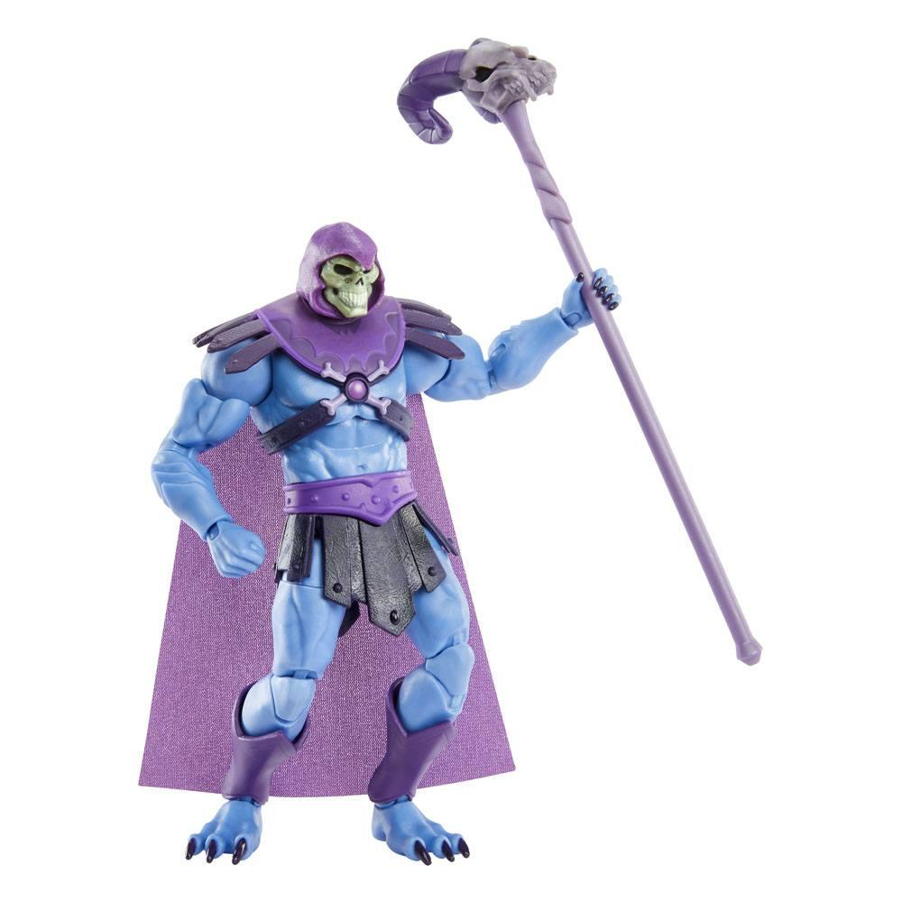 Masters of the universe revelation masterverse 2021 figurine skeletor 18 cm 4