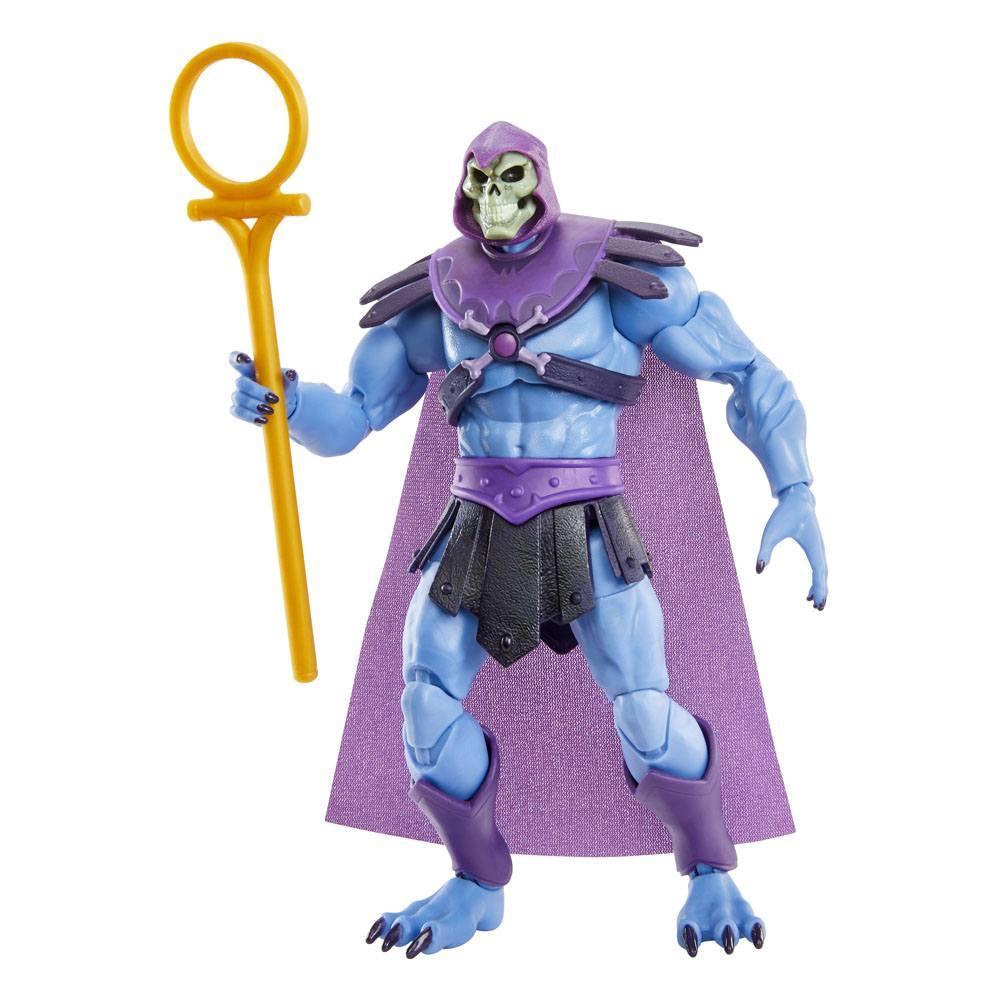 Masters of the universe revelation masterverse 2021 figurine skeletor 18 cm 5
