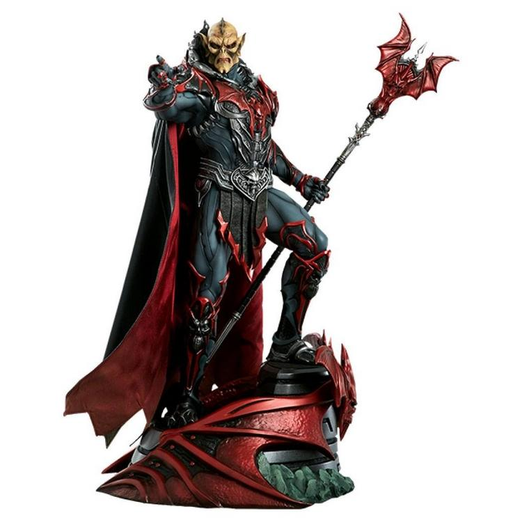 Masters of the universe statuette hordak sideshow collectible 1