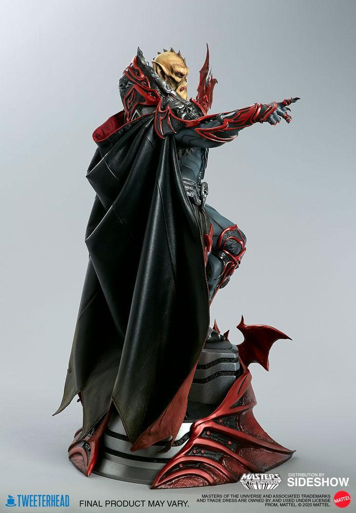 Masters of the universe statuette hordak sideshow collectible 5