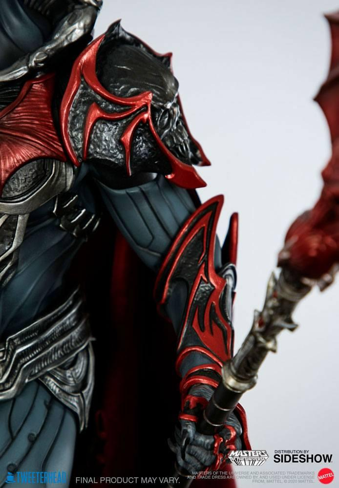 Masters of the universe statuette hordak sideshow collectible 9