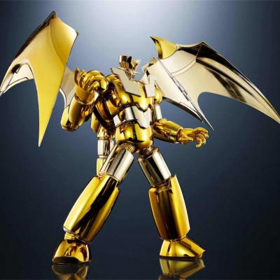 Mazinger Super Robot Chogokin Shin Mazinger Gold Version Tamashii World Tour 10th exclu