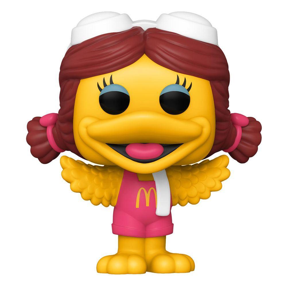 Mcdonald s pop ad icons vinyl figurine birdie 9 cm 2