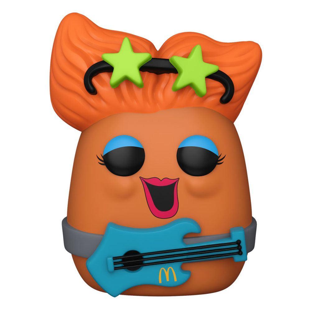 Mcdonald s pop ad icons vinyl figurine rockstar nugget 9 cm 2