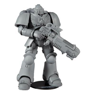 Warhammer 40k figurine Primaris Space Marine Hellblaster (AP) 18 cm --- EMBALLAGE ENDOMMAGE