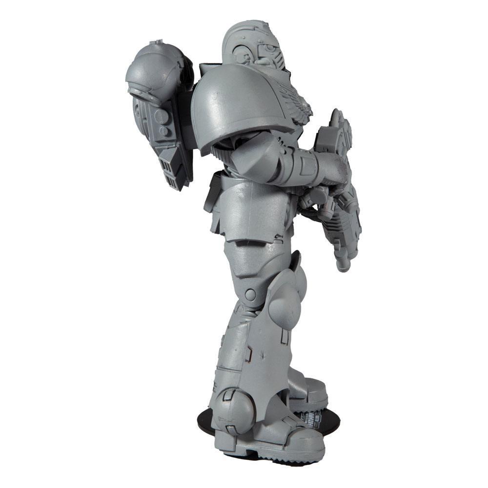 Mcfarlane figurine a peindre space marine w40k 5