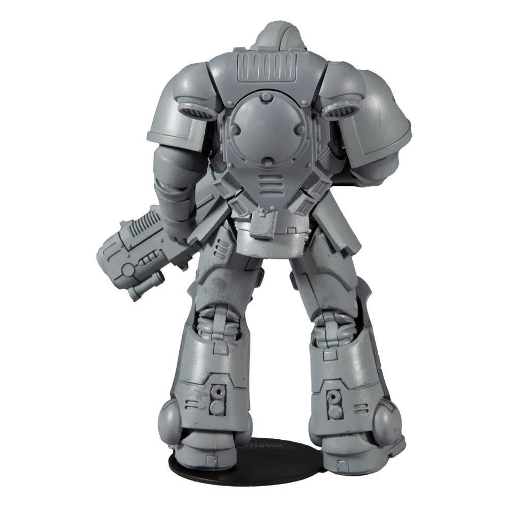 Mcfarlane figurine a peindre space marine w40k 6
