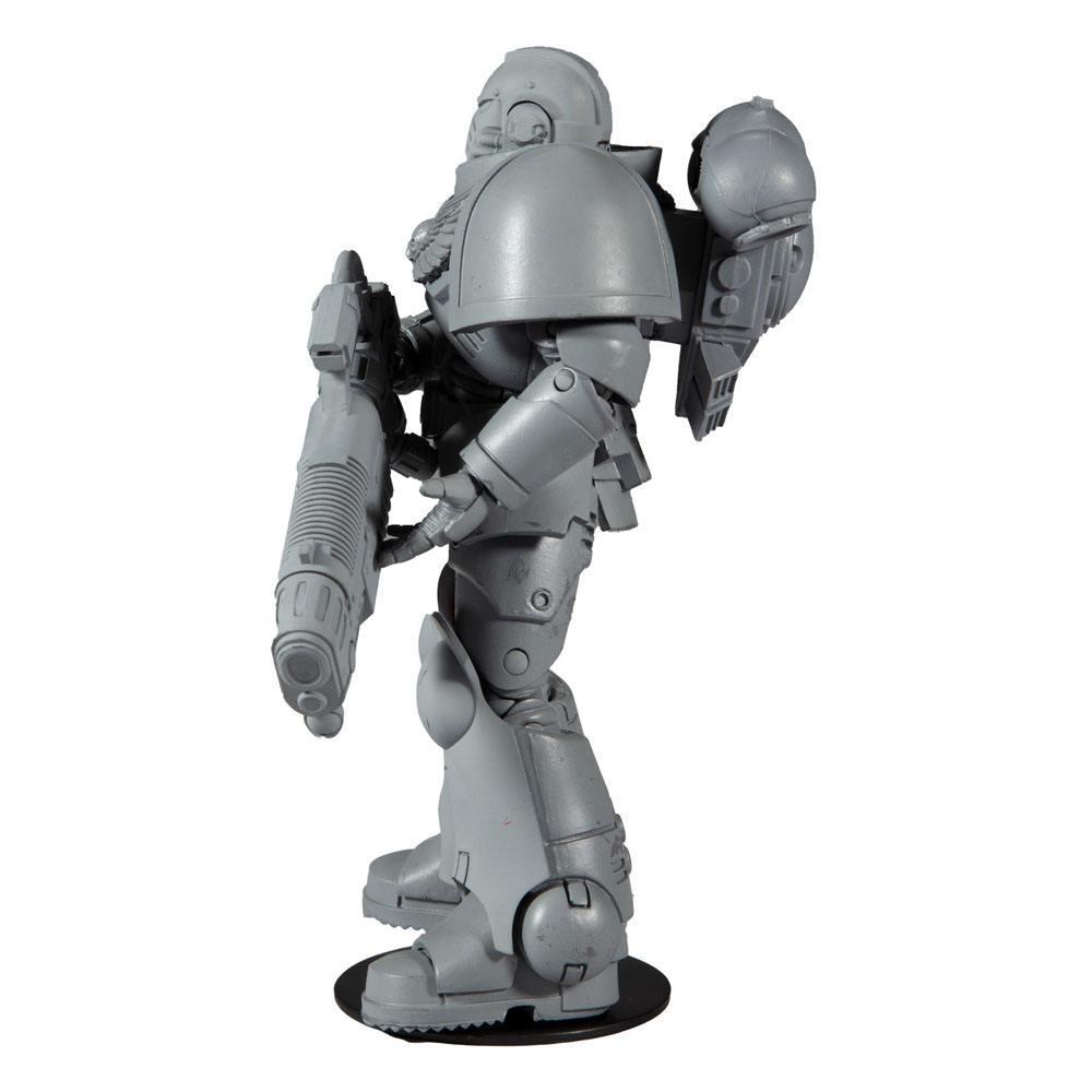 Mcfarlane figurine a peindre space marine w40k 7