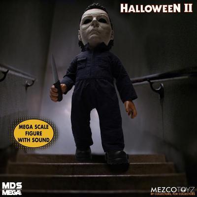 MDS Halloween II Mega Scale (1981) Michael Myers avec son - Mezco