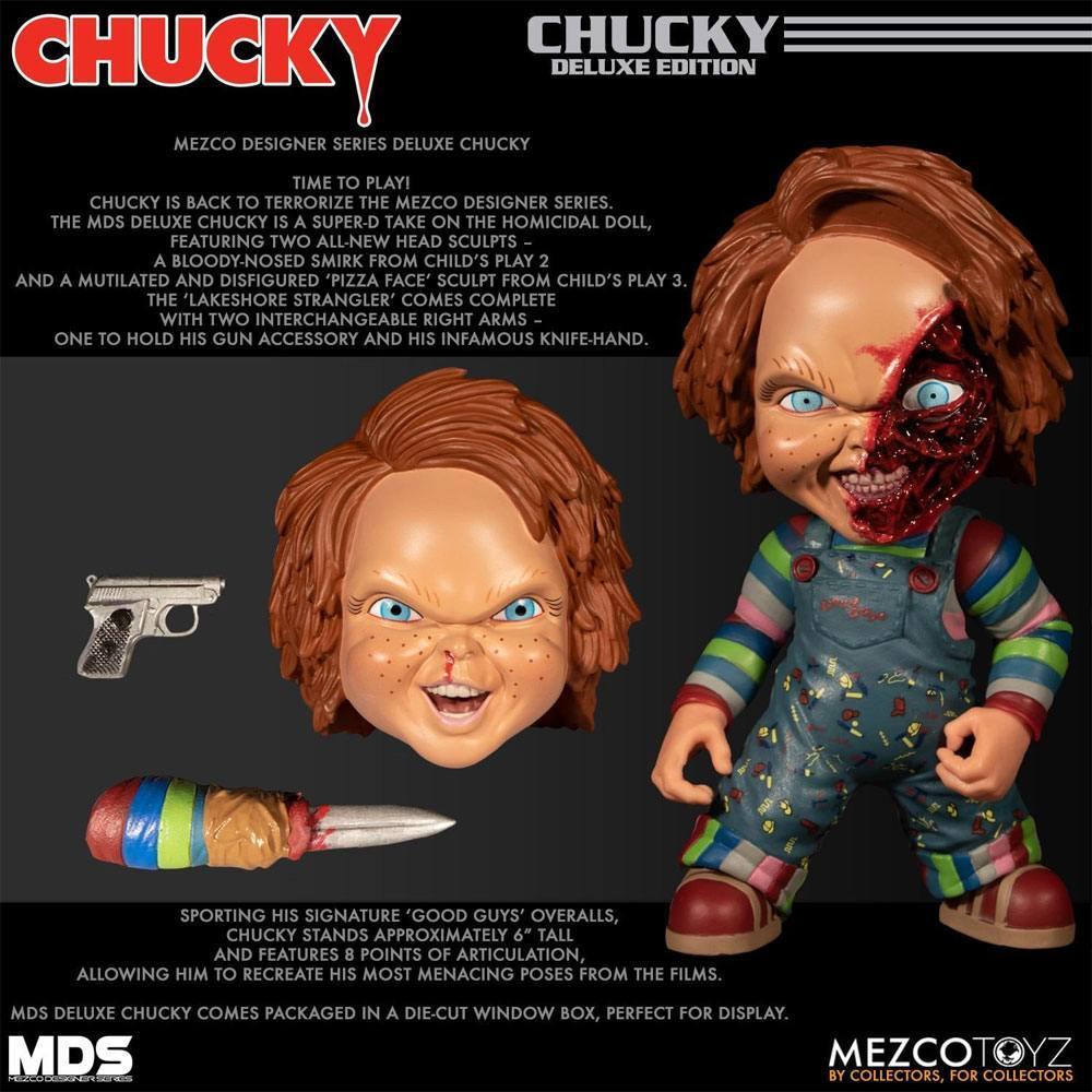 Meco chucky poupee 15cm deluxe suukoo toys 1