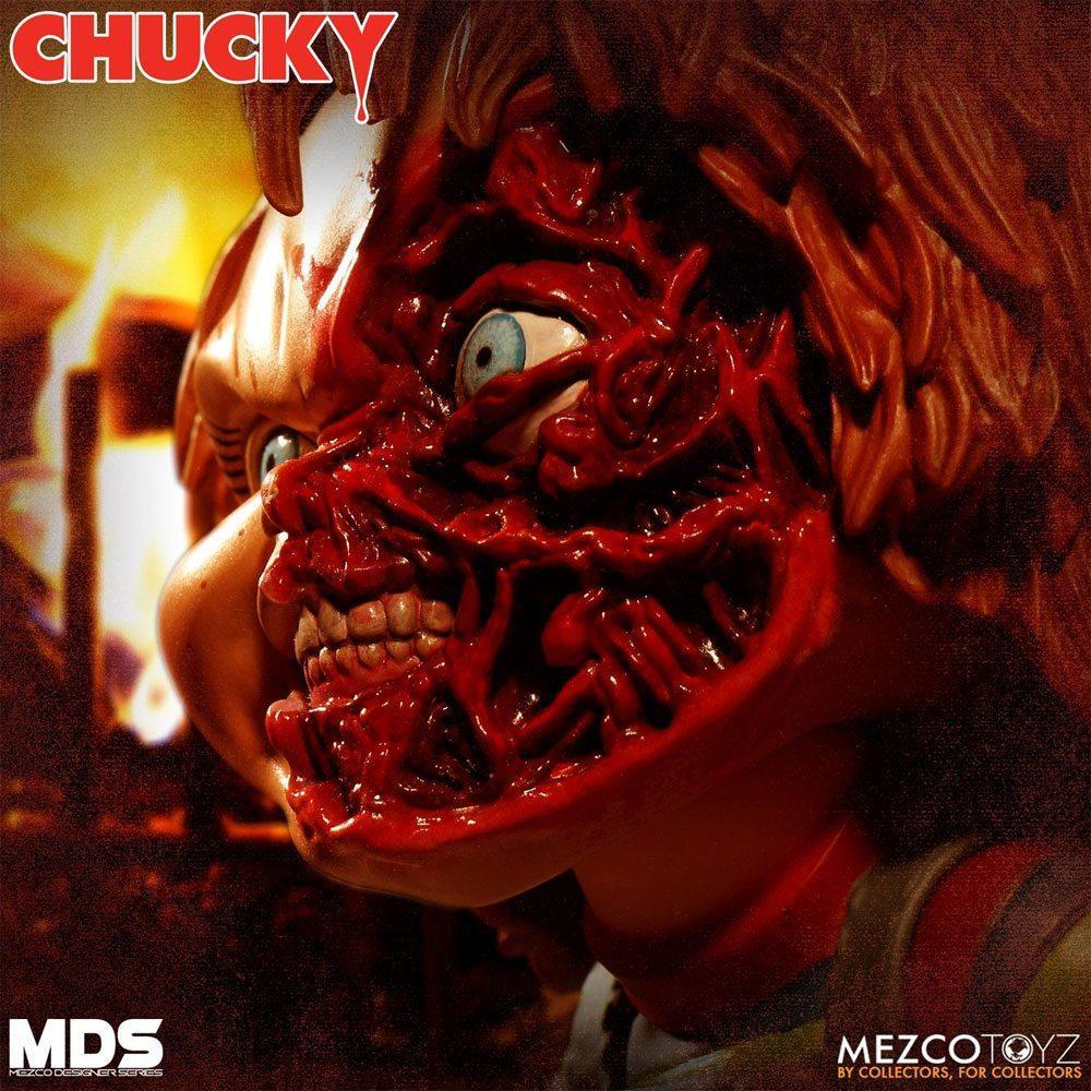 Meco chucky poupee 15cm deluxe suukoo toys 13