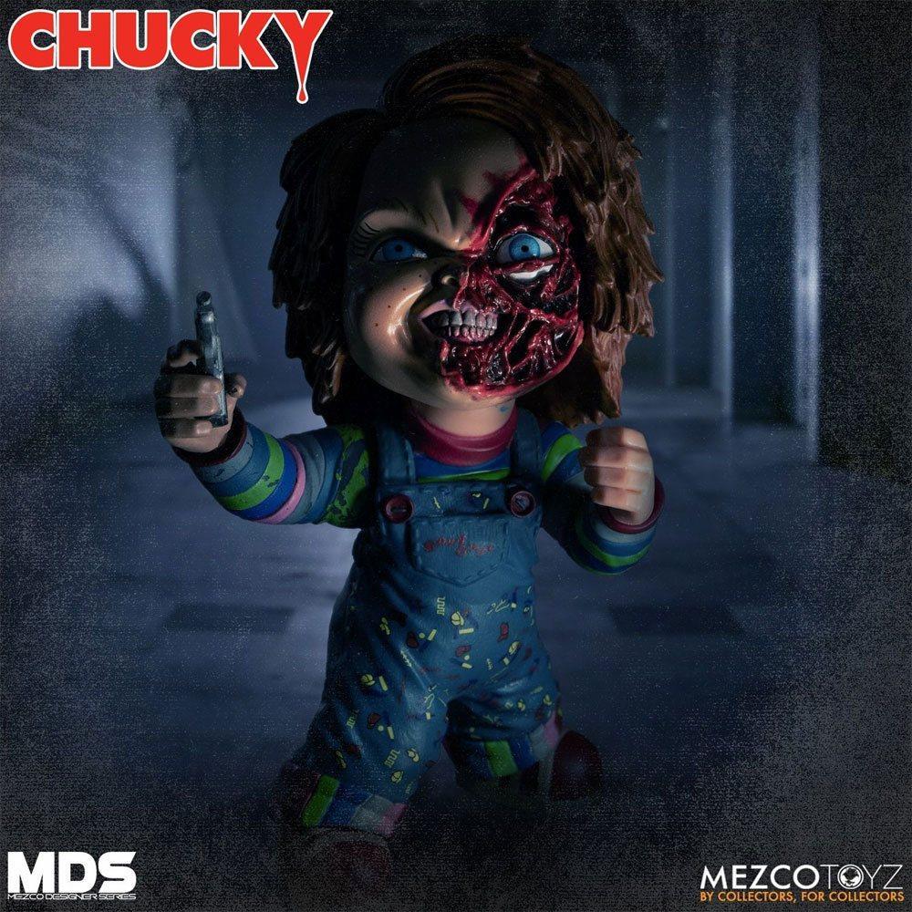 Meco chucky poupee 15cm deluxe suukoo toys 5