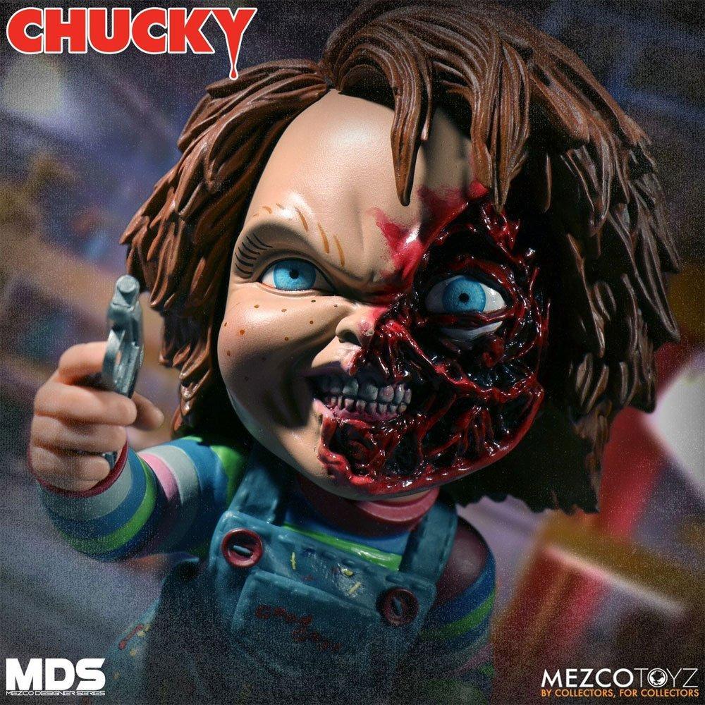Meco chucky poupee 15cm deluxe suukoo toys 7
