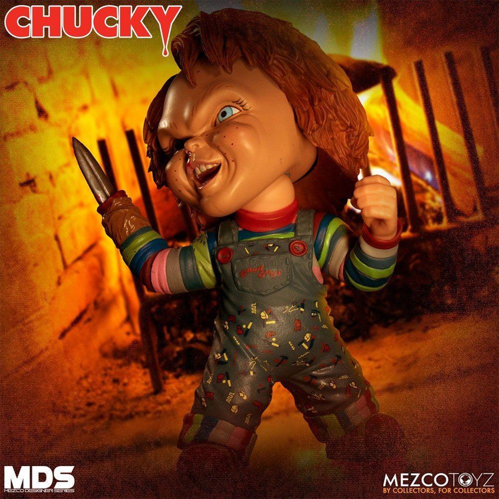 Meco chucky poupee 15cm deluxe suukoo toys 8