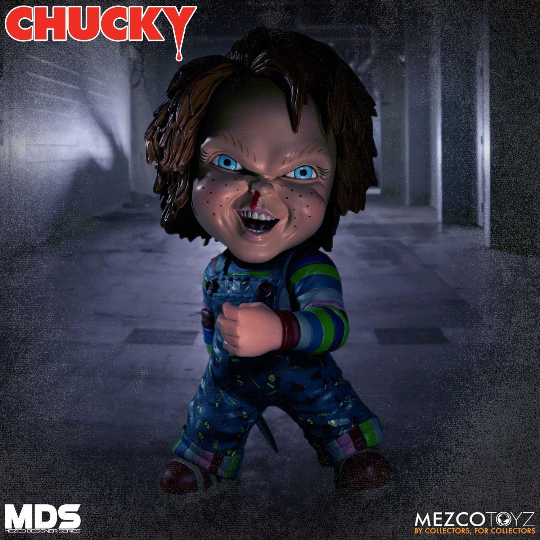 Meco chucky poupee 15cm deluxe suukoo toys 9