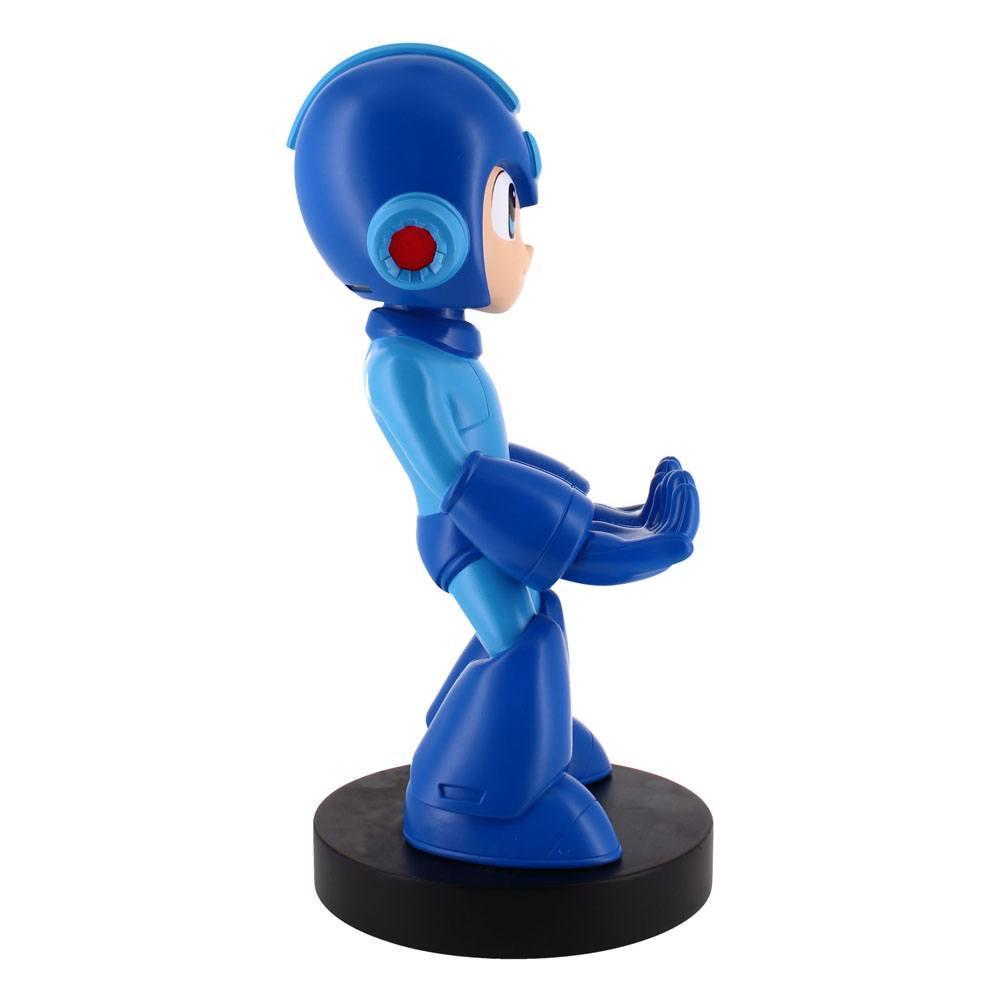 Mega man cabe adaptateur figurine suukoo toys collection 1
