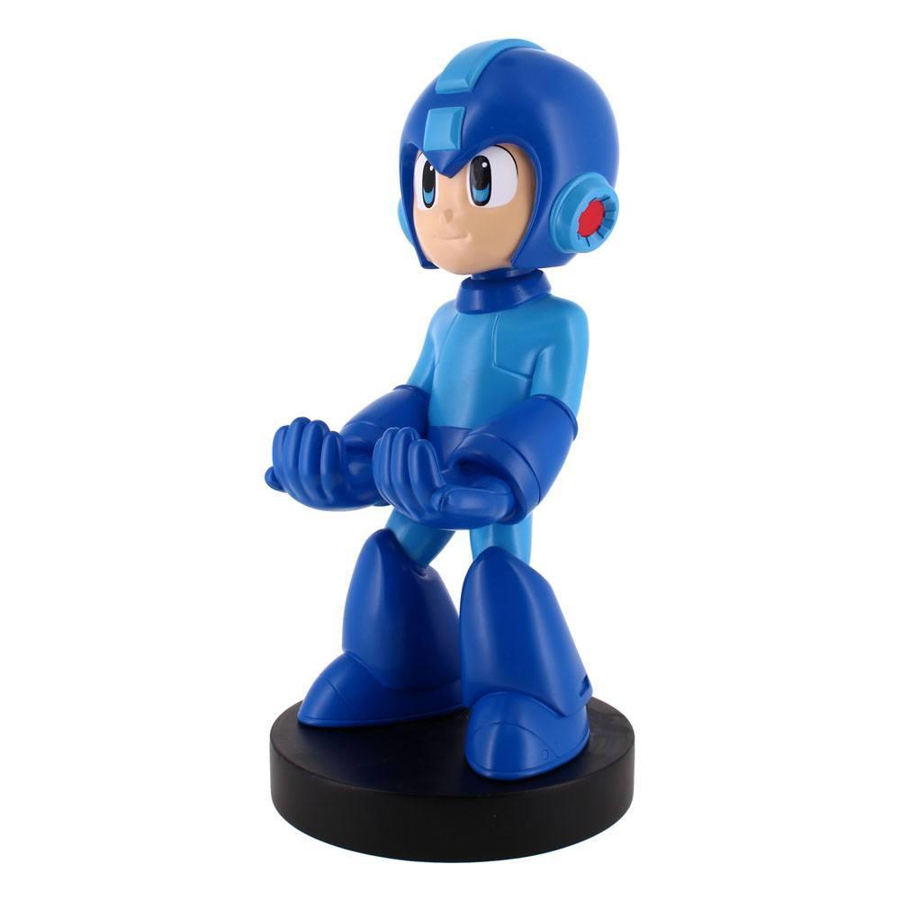 Mega man cabe adaptateur figurine suukoo toys collection 2