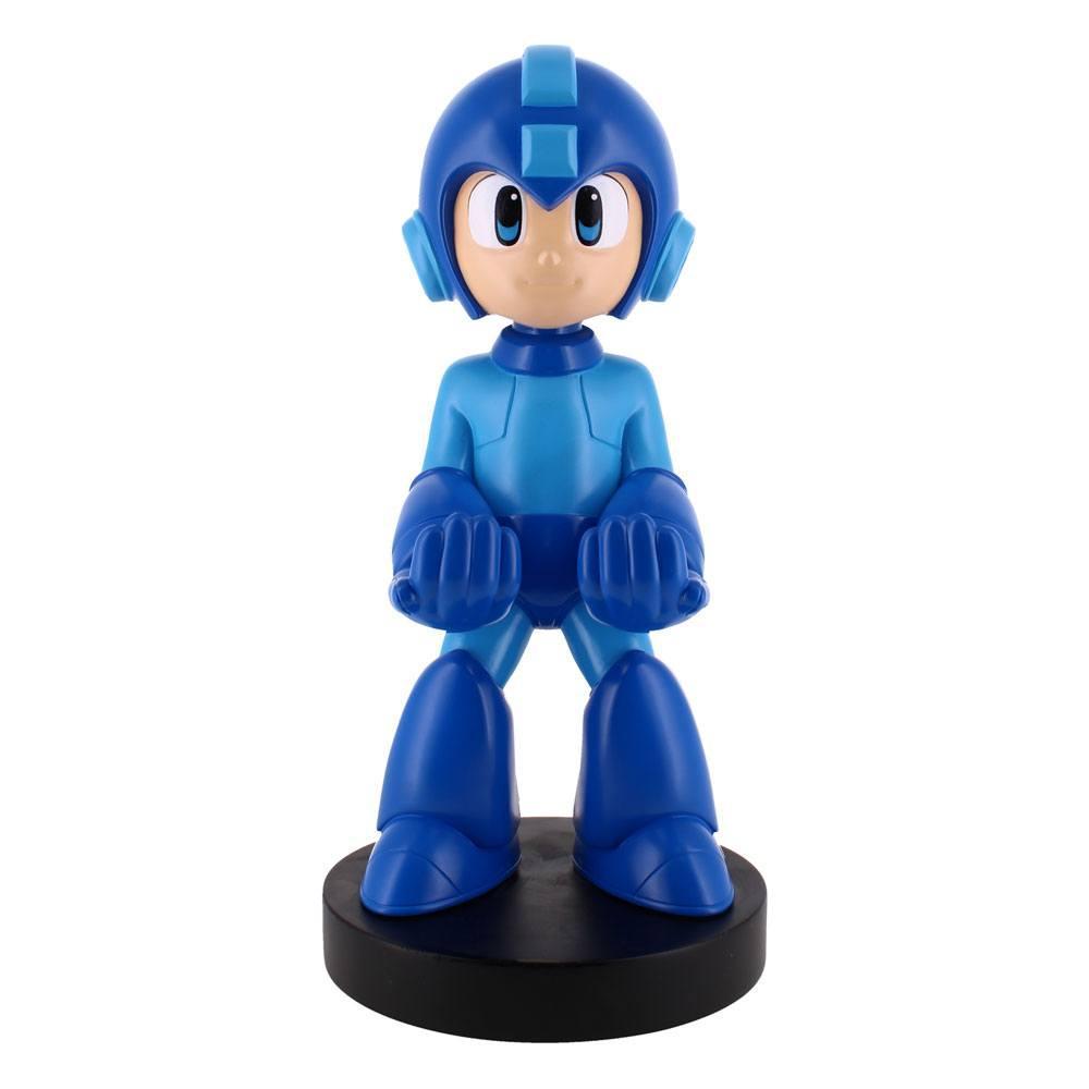 Mega man cabe adaptateur figurine suukoo toys collection 4