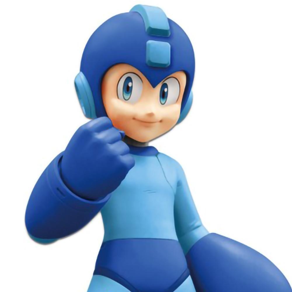Mega man figurine mega man grandista exclusives lines