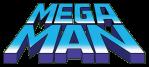 Mega man serie de bande dessinee logo