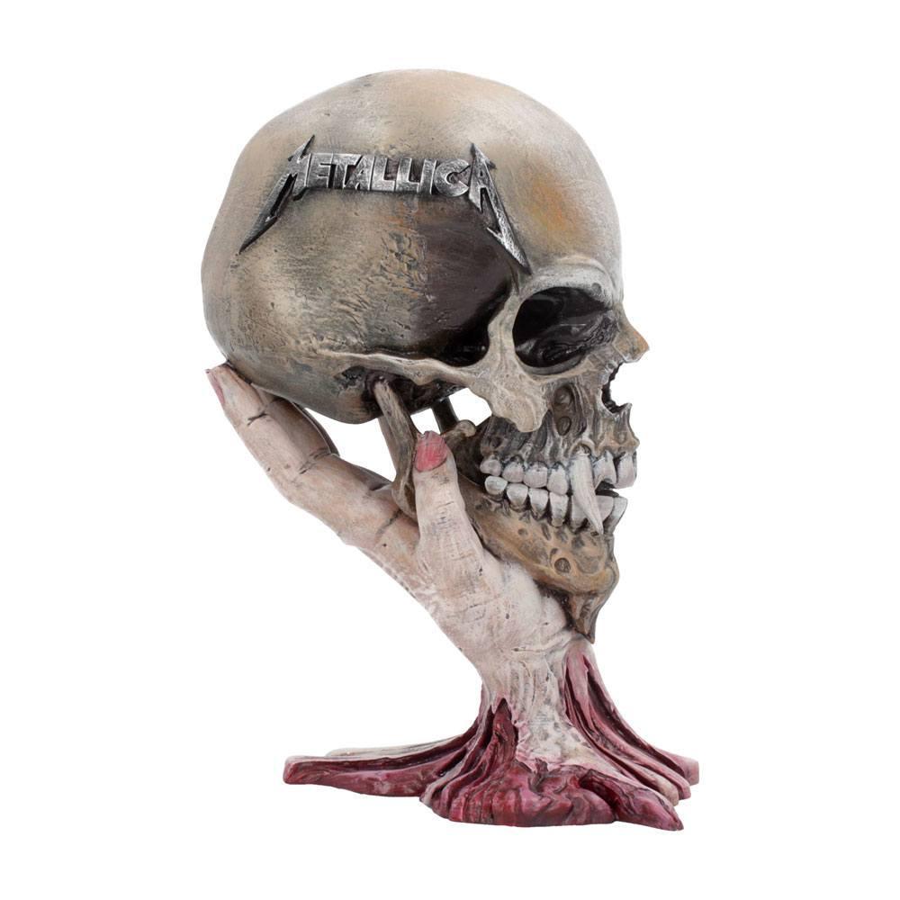 Metallica statuette sad but true skull 22 cm 2