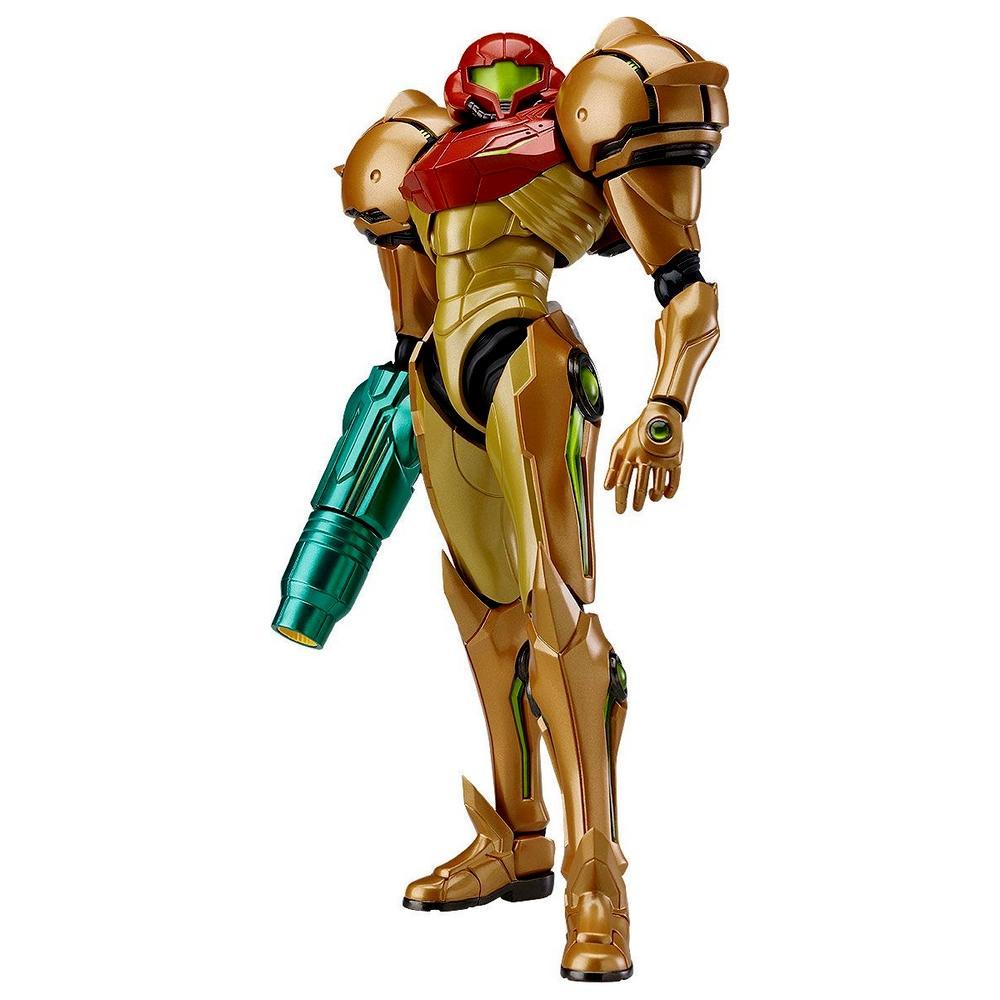 Metroid prime 3 corruption figurine figma samus aran prime 1