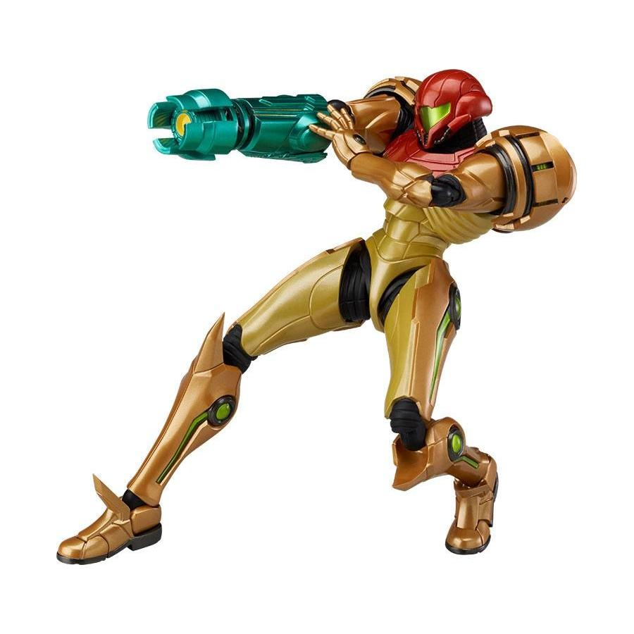 Metroid prime 3 corruption figurine figma samus aran prime 2