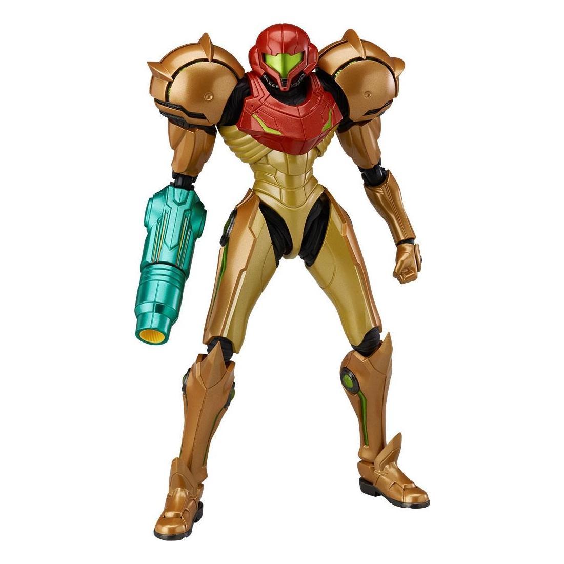 Metroid prime 3 corruption figurine figma samus aran prime 3