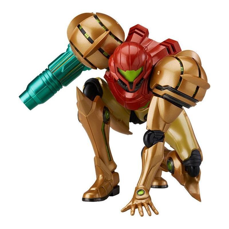 Metroid prime 3 corruption figurine figma samus aran prime 4