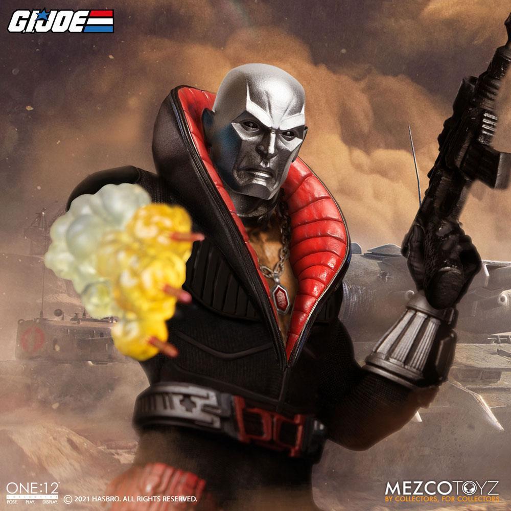 Mezco destro figurine suukoo toys g 8