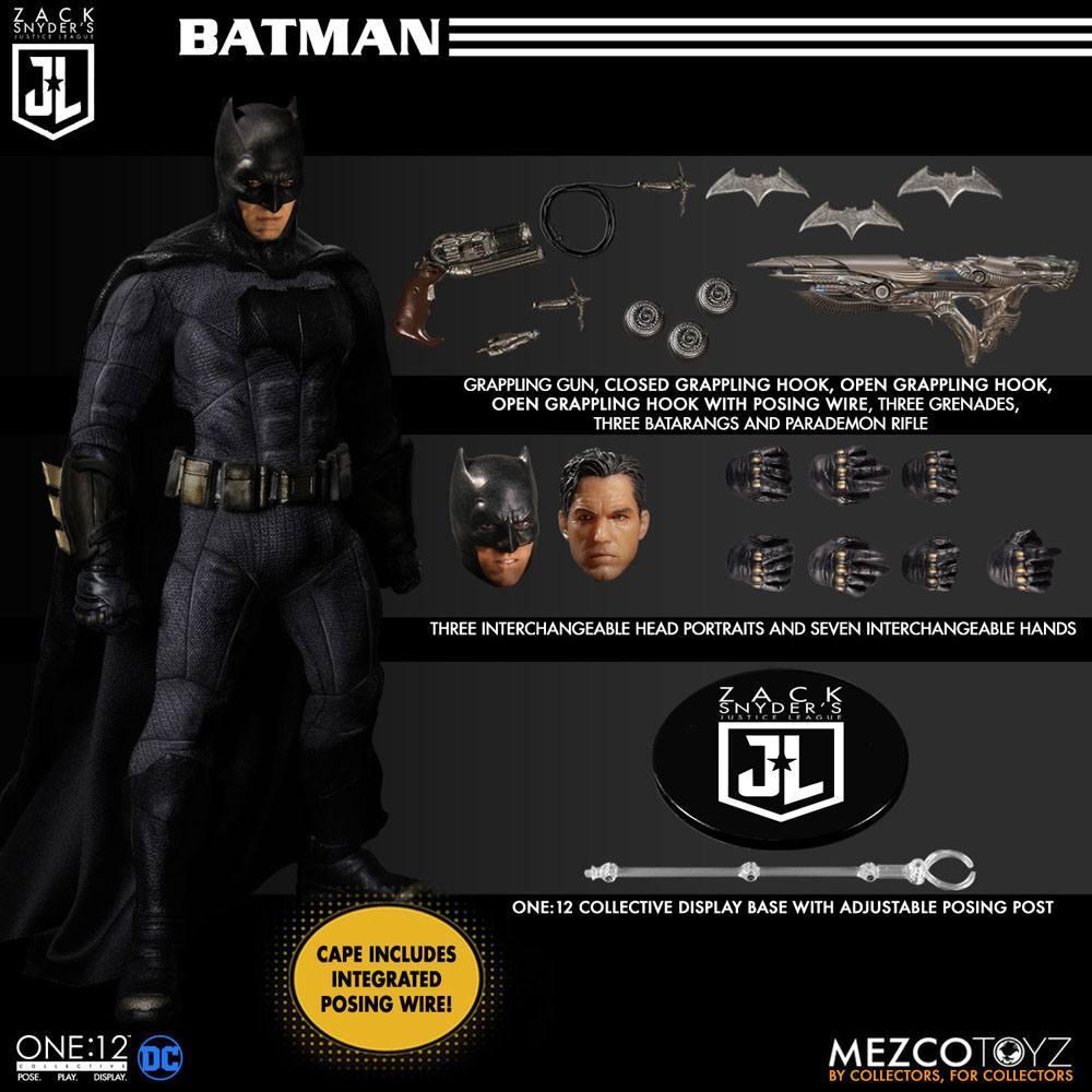 Mezco figurine batman flash superman suukoo toys collection 2